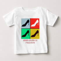 Shoe Lover Baby T-Shirt