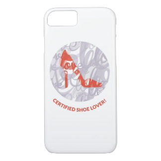 'Shoe Lover' Barely There iPhone 7 Case