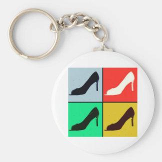 Shoe Lover Keychain