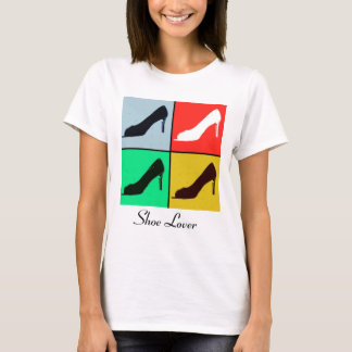 Shoe Lover T-Shirt