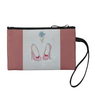 Shoe money for MaMa - cute coin purse
