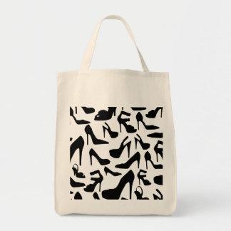 shoe pattern.ai bags