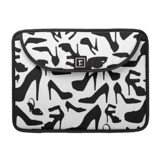 shoe pattern.ai MacBook pro sleeve