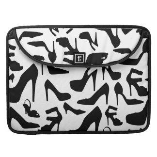 shoe pattern.ai sleeve for MacBooks