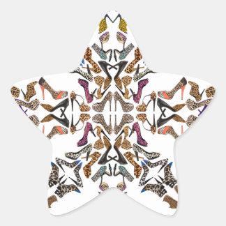 Shoe-Scope Star Sticker