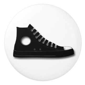 Shoe Shoe Shoe Choose your color Ceramic Pull Ceramic Knob