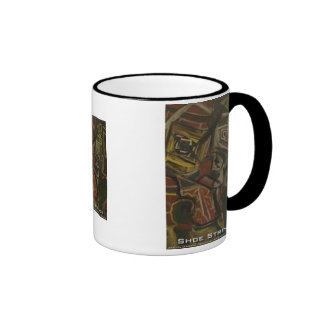 shoe strings coffee mug