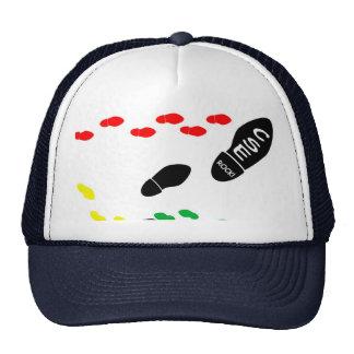Shoe Walk 2 Trucker Hat