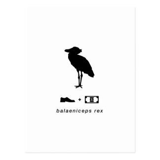 shoebill.png tarjetas postales