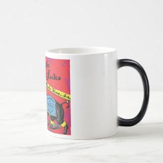 ShoeBootie King of Jacks , Cinimint Designs 11 Oz Magic Heat Color-Changing Coffee Mug