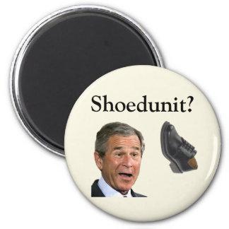 Shoedunit? 2 Inch Round Magnet