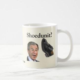 Shoedunit? Coffee Mug