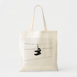 Shoefiti Tote Bag
