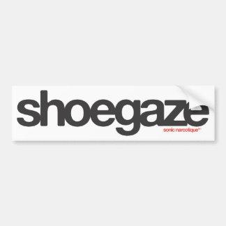 Shoegaze Car Bumper Sticker