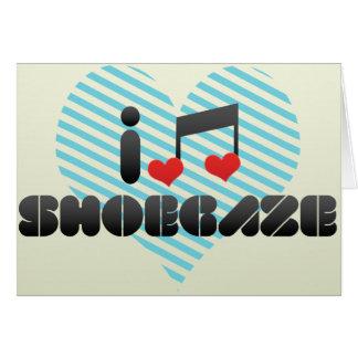 Shoegaze fan card