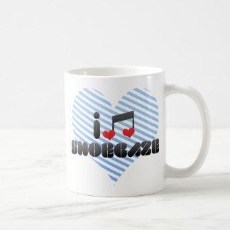 Shoegaze fan coffee mugs