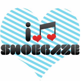 Shoegaze fan photo cutout