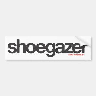 Shoegazer Bumper Sticker