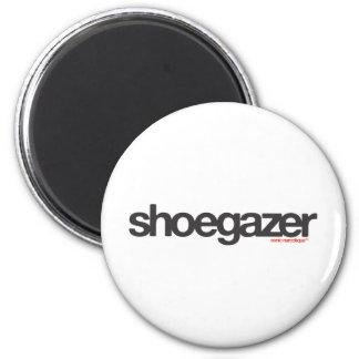 Shoegazer 2 Inch Round Magnet