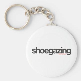 Shoegazing Keychain