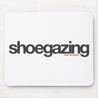 Shoegazing Mouse Pad