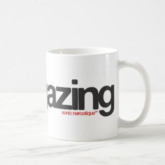 Shoegazing Classic White Coffee Mug