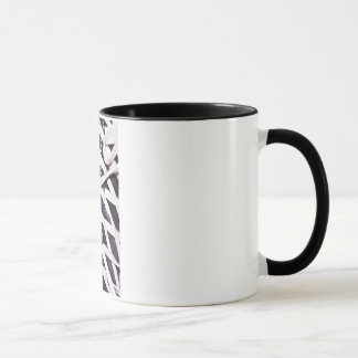 Shoelaces Closeup Mug