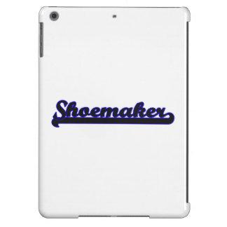 Shoemaker Classic Job Design iPad Air Cover