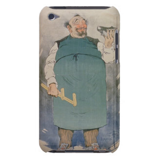 Shoemaker (colour litho) iPod touch cover