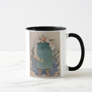 Shoemaker (colour litho) mug