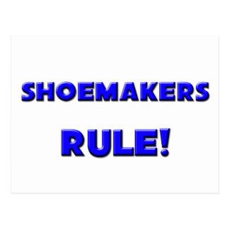 Shoemakers Rule Post Card