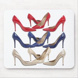 shoes2 alfombrillas de ratones