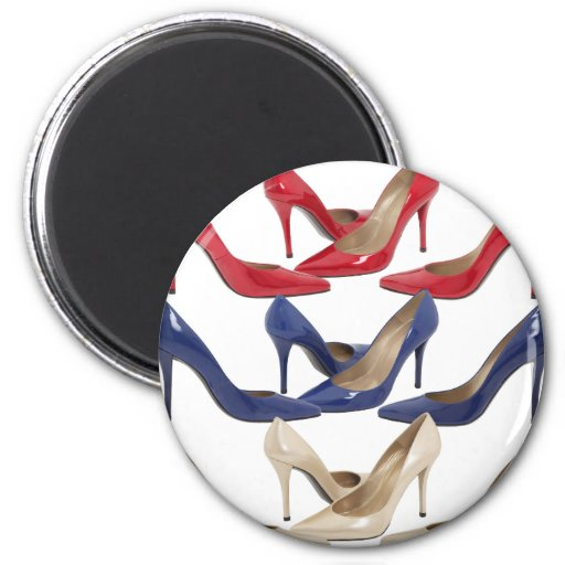 shoes2 iman para frigorífico