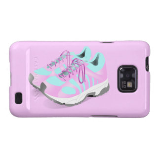 shoes-157716 CUTE PINK ATHLETIC RUNNERS STYLISH s Galaxy SII Covers
