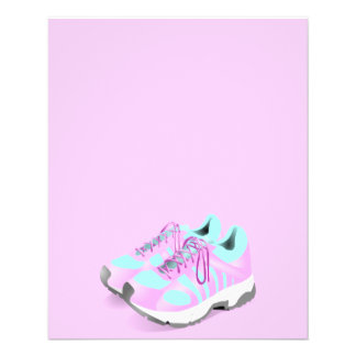 shoes-157716 CUTE PINK ATHLETIC RUNNERS STYLISH  s Flyer