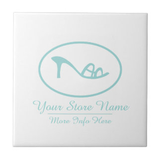 Shoes and Accessories Logo Tile