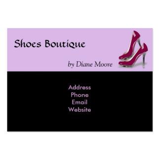 Shoes Boutique Business Card