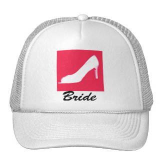 Shoes for the Bride Trucker Hat