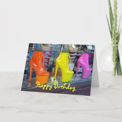 Customize Shoes Online on Available On Greeting Cards And Notecards
