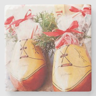 Shoes Merry Christmas_coaster Stone Coaster