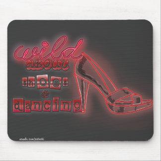 shoes n dancing mousepads