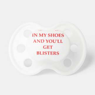 SHOES PACIFIER