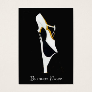 Shoes Sales Business Card