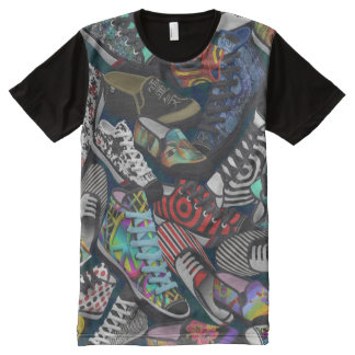 Shoes Shoes Shoes 1 + your ideas All-Over Print Shirt
