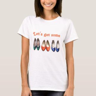Shoes T-Shirt