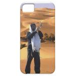 Shofar En el desierto iPhone 5 Case-Mate Protectores