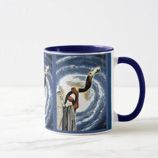 Shofar Galaxy Mugs