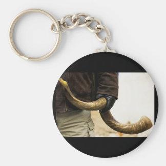 Shofar Keychain