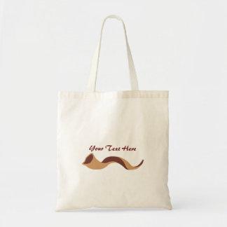 Shofar Logo Canvas Bags
