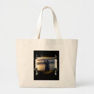 Shofar Scroll Canvas Bags